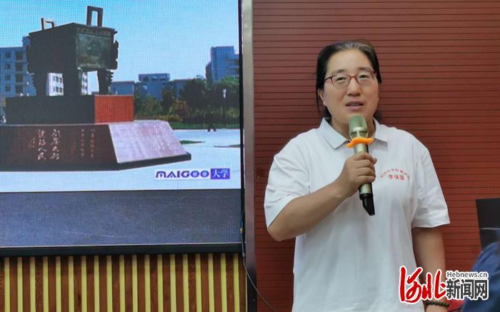 河北省山区科技创新中心举办核桃